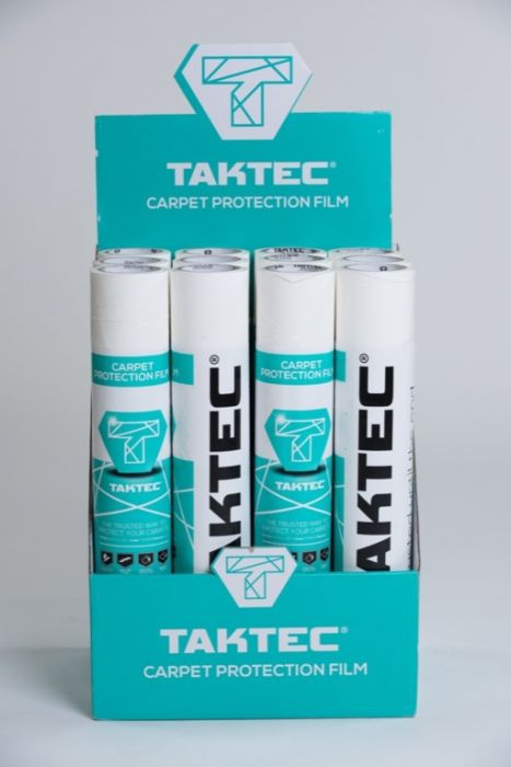 Taktec Self Adhesive Carpet Film 600Mm X 50M