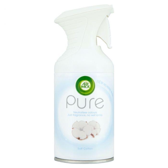Airwick Pure Air Freshener Soft Cotton
