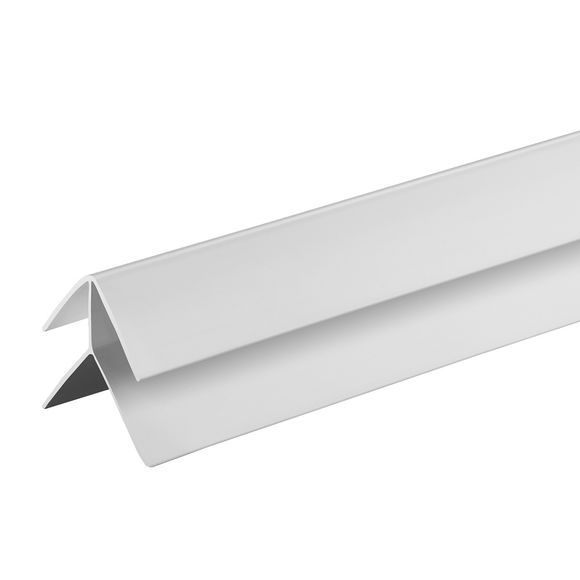 Giavani External Corner Trim 10Mm X 2.7M White