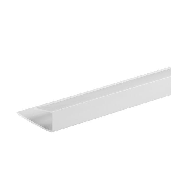Giavani End Caps 10Mm X 2.7M White