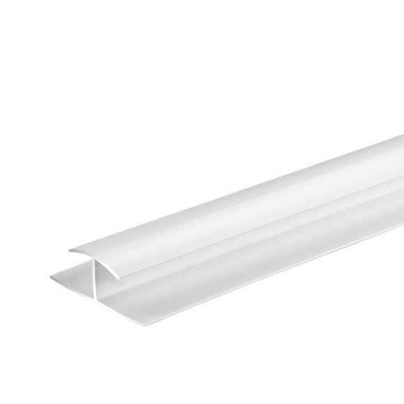 Giavani H Joint Trim 10Mm X 2.7M White