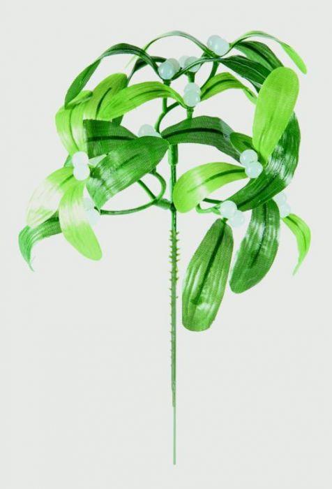 Mistletoe Green Pick