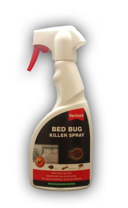 Rentokil Bed Bug Killer Spray 500Ml
