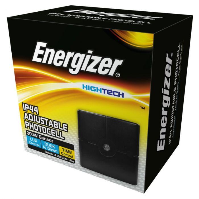 Energizer Adjustable Standalone Photocell Ip44