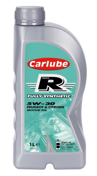 Carlube Triple R 5W-30 Fully Synthetic 1L