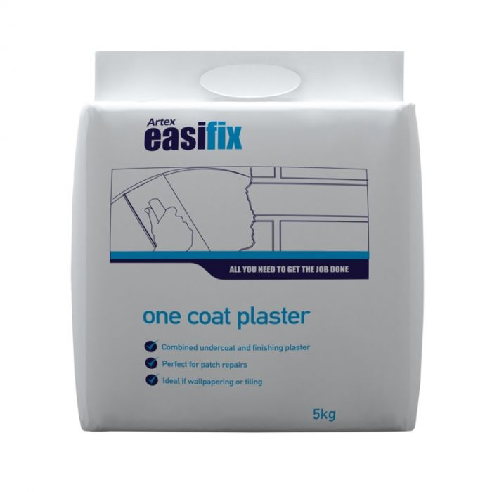 Artex Easifix One Coat Plaster 5Kg