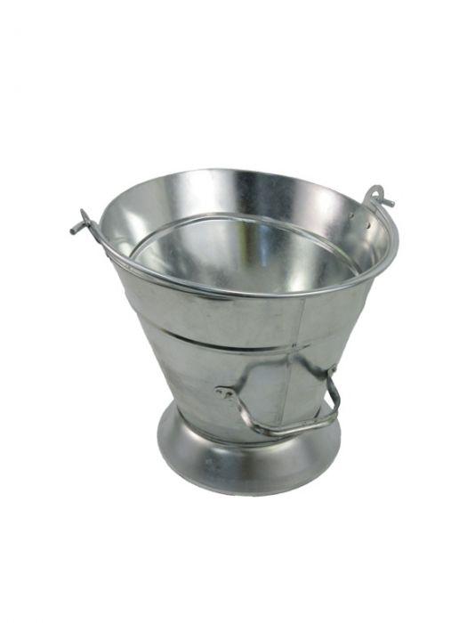 Apollo Driftwood Galvanised Waterloo Bucket Small