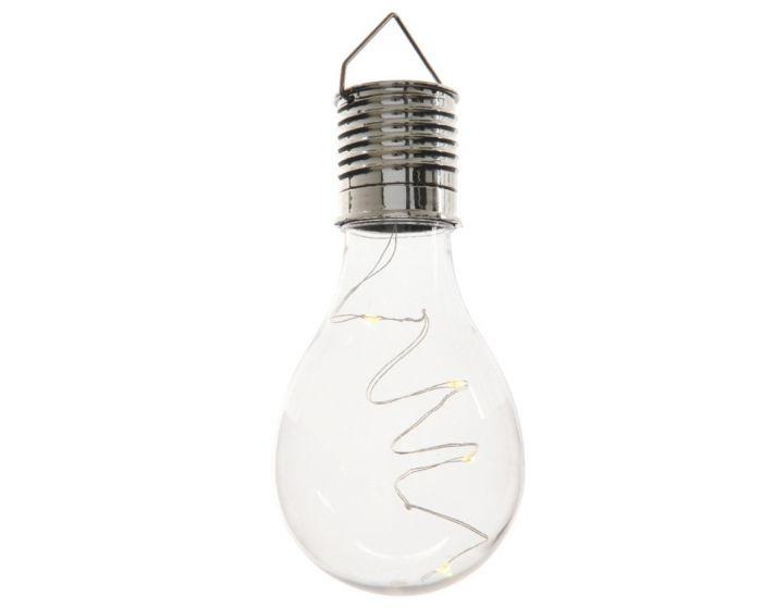 Lumineo Led Solar Bulb Warm White 14Cm