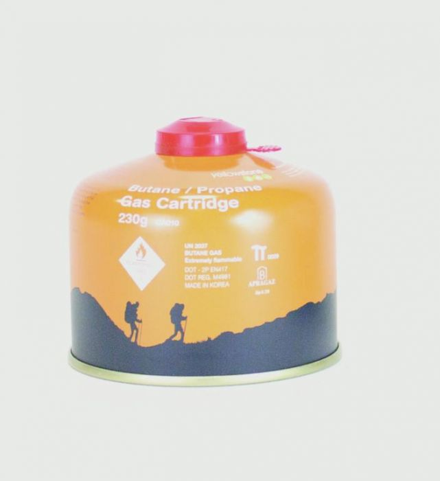 Yellowstone Butane/Propane Gas Cartridge 230G