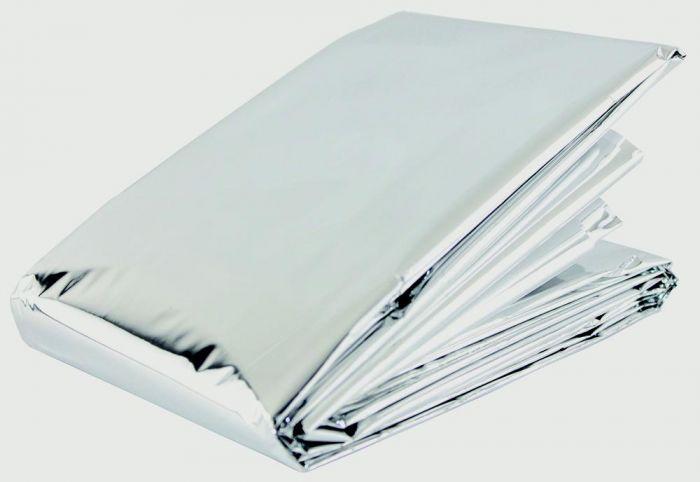 Yellowstone Emergency Blanket Silver