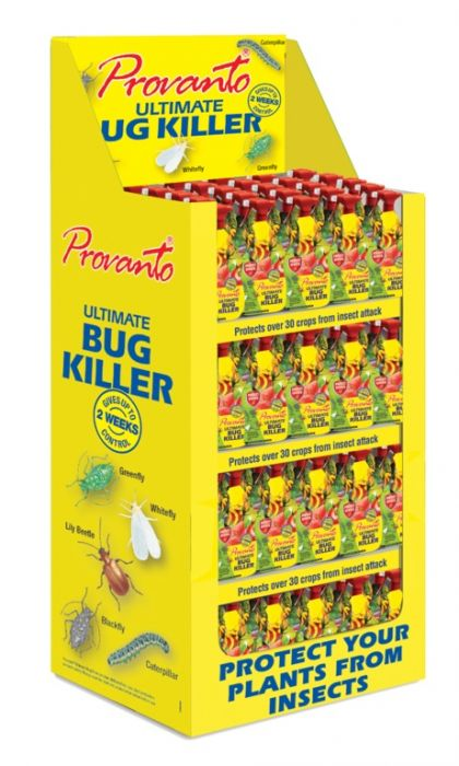 Provanto Ultimate Bug Killer Display Unit Of 96