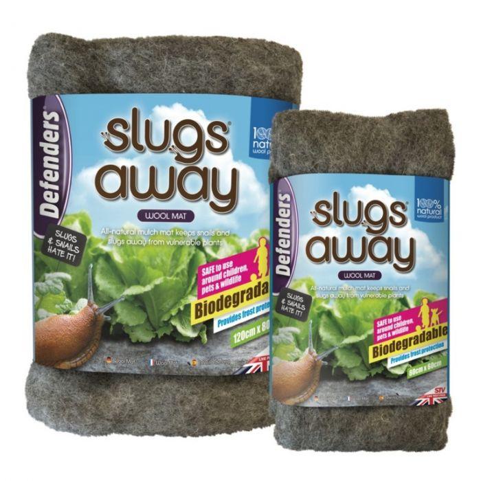 Defenders Slugs Away Wool Mat 1.2M X 0.8M
