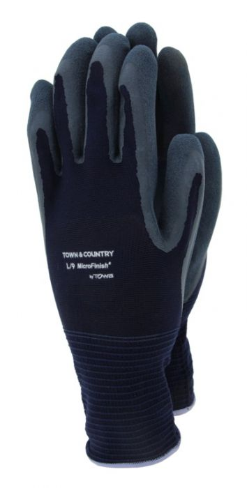 Town & Country Mastergrip Navy Glove Large