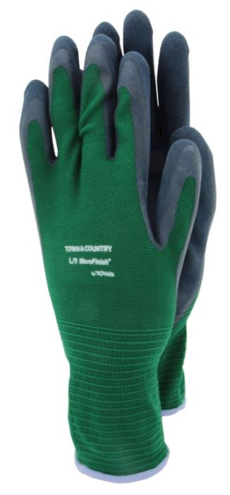 Town & Country Mastergrip Green Glove Large