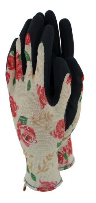 Town & Country Mastergrip Pattern Rose Glove Small