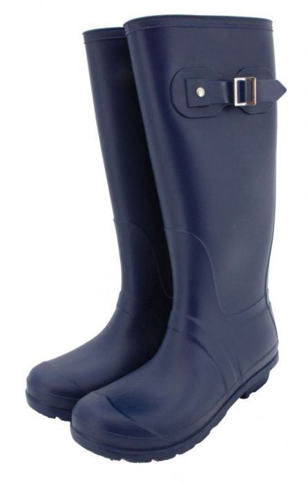 Town & Country The Burford Wellies Navy Size 12