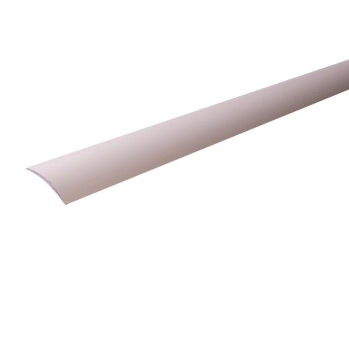 Unika Aluminium Ramp Profile 900Mm Matt Steel
