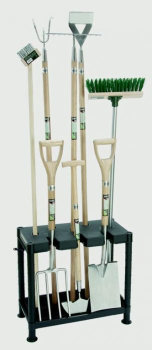 Garland Garden Tool Tidy Flatpack 2 Shelf Unit 60Cm