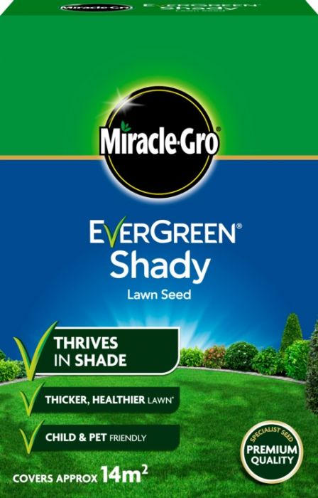 Miracle-Gro Shady Lawn Seed 420Gm