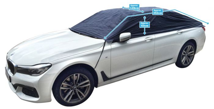 Streetwize Car Top Cover Large 352 X 128 X 53