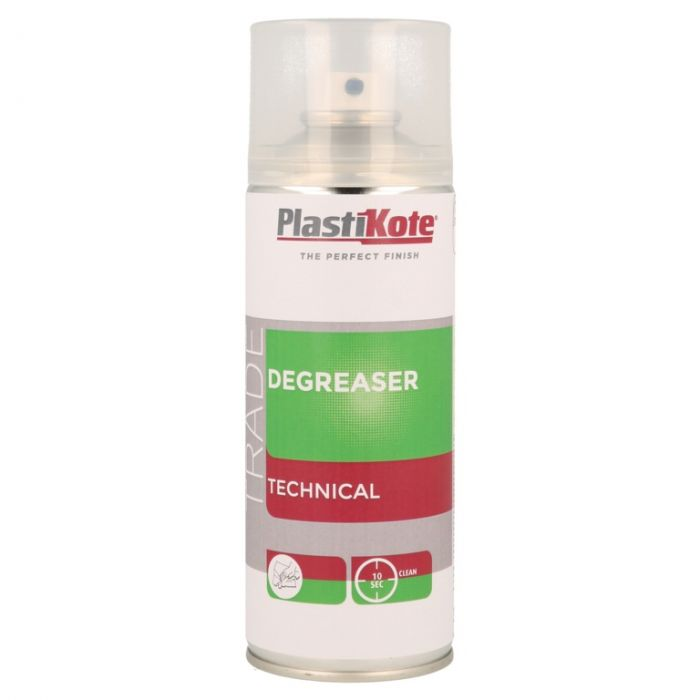 Plastikote Degreaser Spray 400Ml