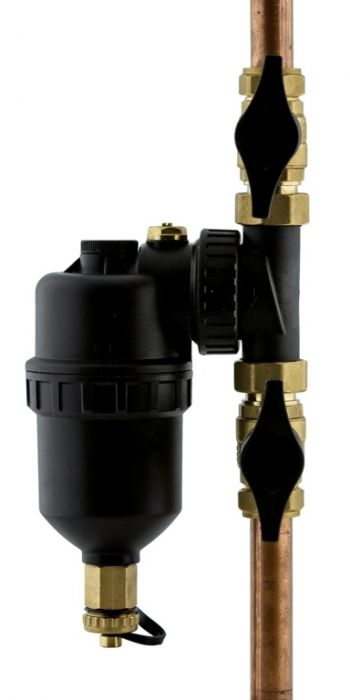 Tower Inline Magnetic Filter