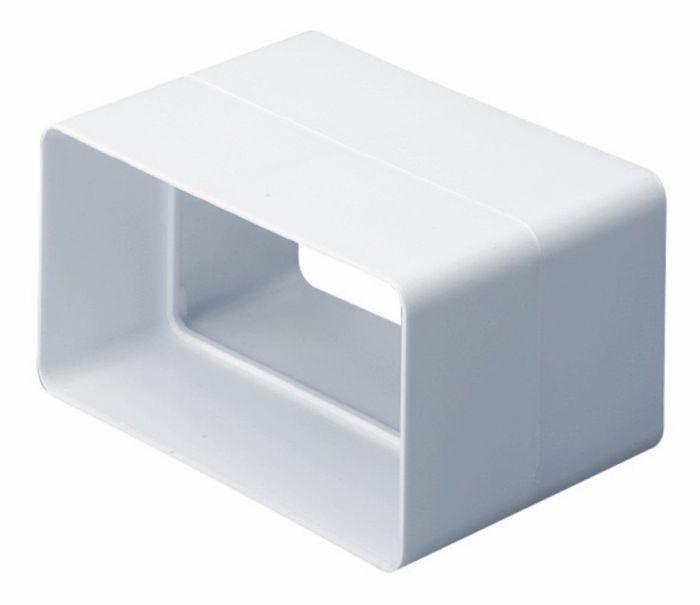 Make Straight Rectangular Connector 110X54mm