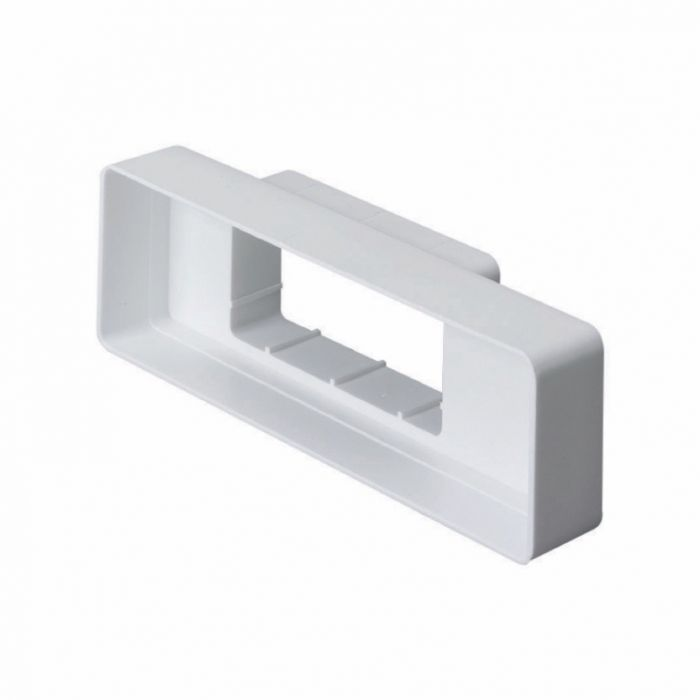 Make In-Line Rectangular Adapter 204X60-110X54mm