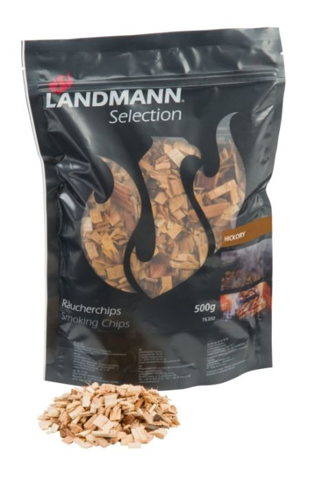 Landmann Selection Wood Chips Hickory