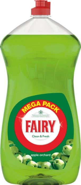 Fairy Washing Up Liquid Apple 1410Ml