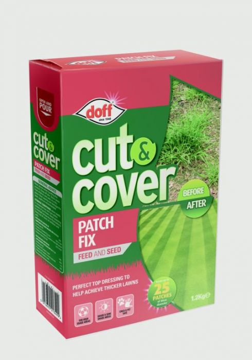 Doff Cut & Cover Patch Fix 1.2Kg