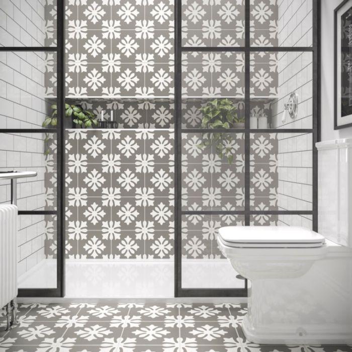 Verona Dali Ceramic Tile Matt 250 X 250Mm 1M2