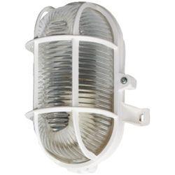 Lyvia Bulk Head Light Ip44 60W White