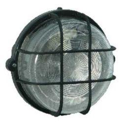 Lyvia Round Lamp Ip44 100W Black