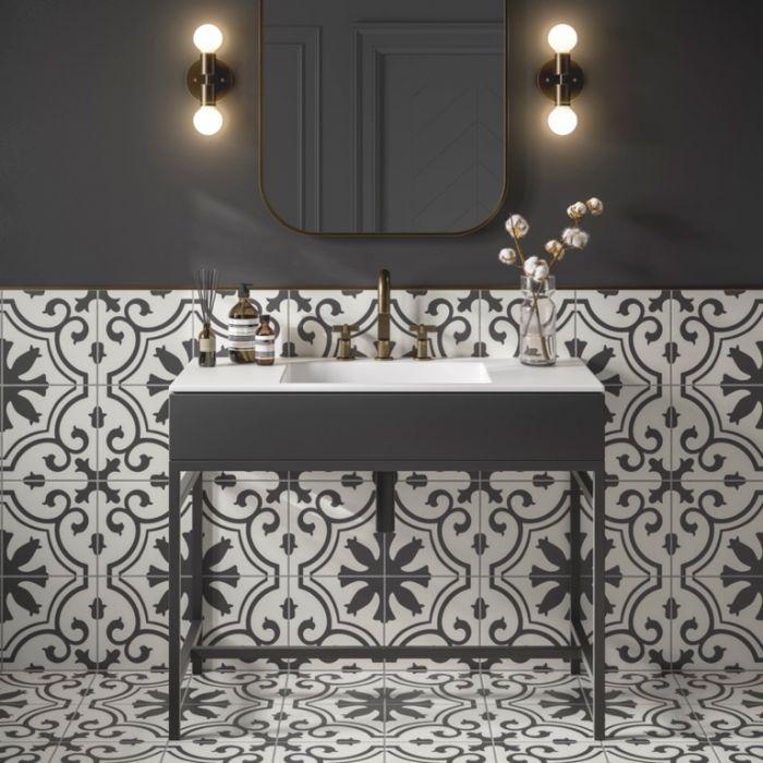 Verona Goya Ceramic Tile Matt 250 X 250Mm 1M2