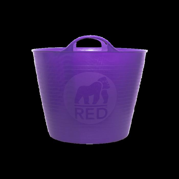 Red Gorilla Tubtrug Purple 26L