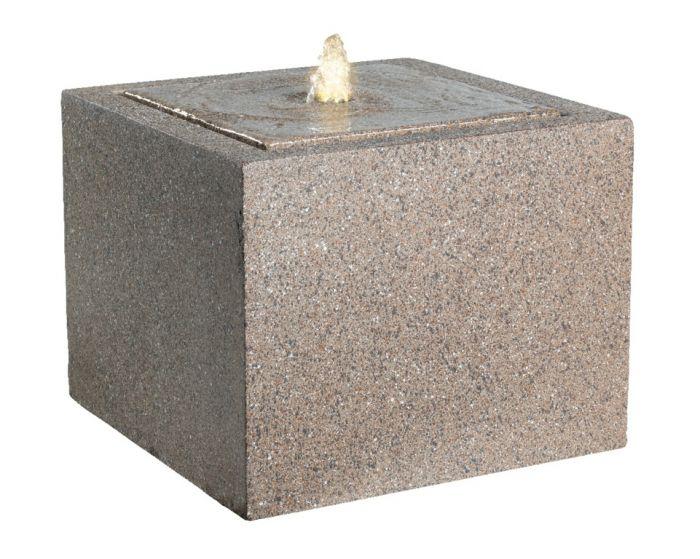 Kaemingk Square Fountain Brown