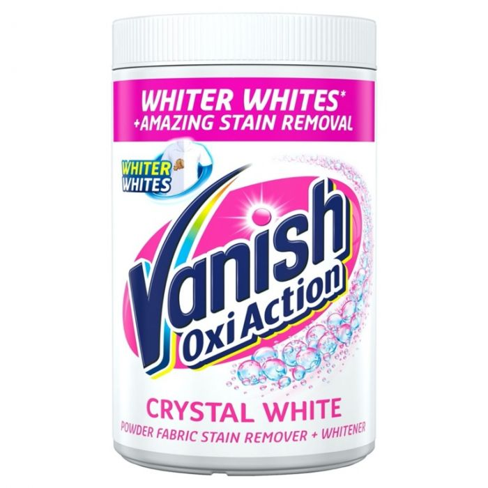 Vanish Oxi Action Powder Crystal White 1.5Kg