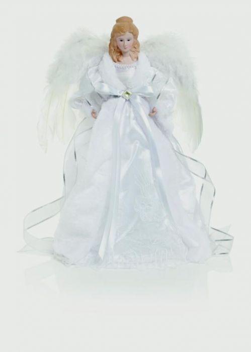 White Dressed Angel