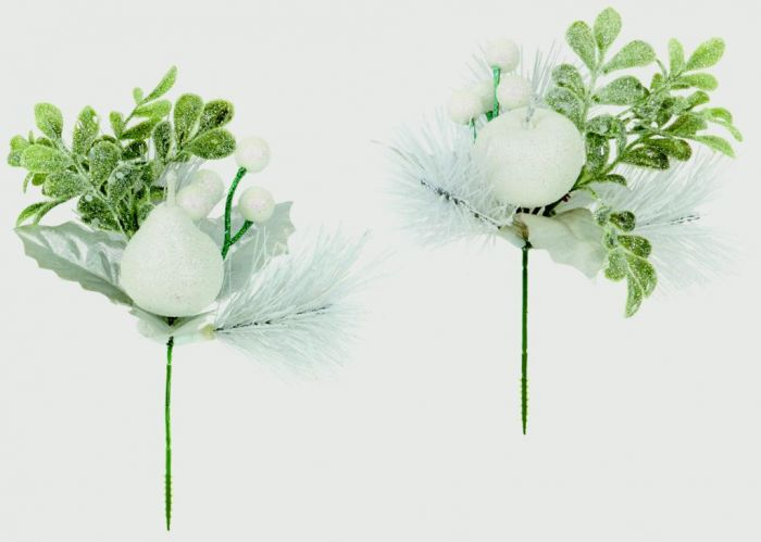 White Apple & Pear Pick