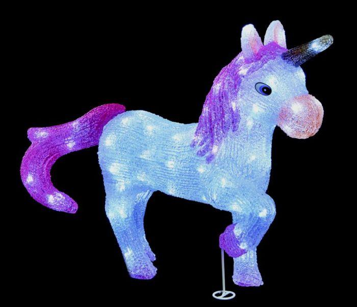 Led Acrylic Unicorn