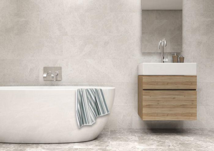Johnson Tiles Wall Tile 0.9M2 Siena Grey