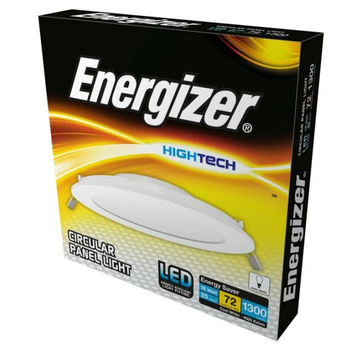 Energizer Led Circular Panel Light 225Mm 18W