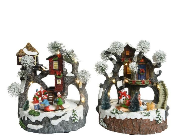 Led Tree House