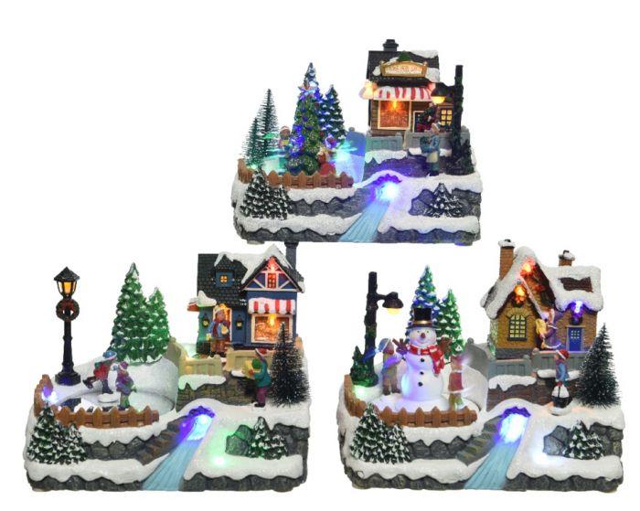 Led Winter Scenery