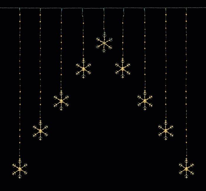 Pinwire Snowflake V