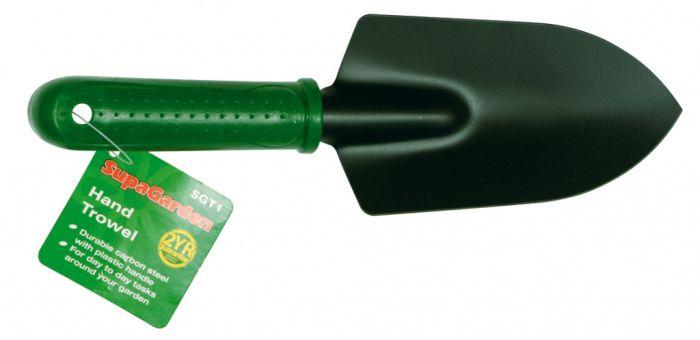 Supagarden Hand Trowel Plastic Handle