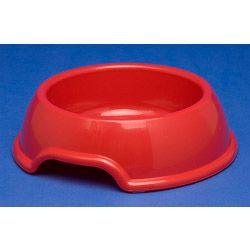 Whitefurze 22Cm Round Pet Bowl Assorted