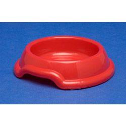 Whitefurze 15Cm Round Pet Bowl Assorted