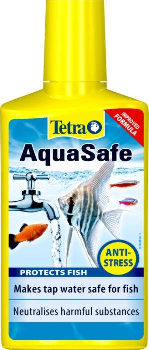 Tetra Aquasafe Pond Treatment 100Ml